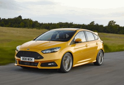 2014 Ford Focus ST 22