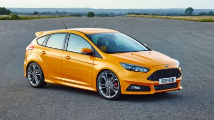 2014 Ford Focus ST 4
