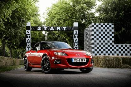 2014 Mazda MX-5 25th Anniversary Limited Edition 1