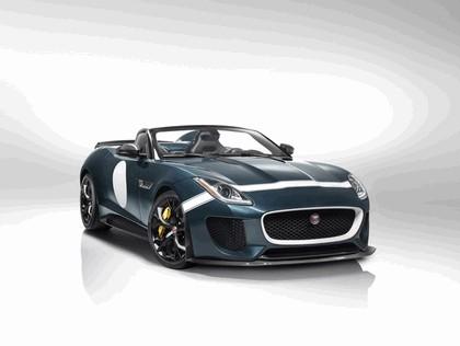2014 Jaguar F-type Project 7 1