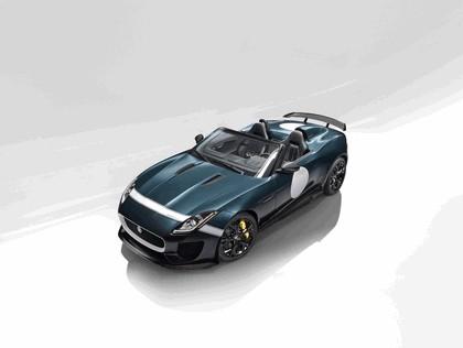 2014 Jaguar F-type Project 7 2