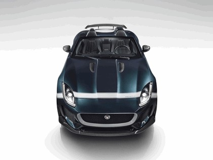 2014 Jaguar F-type Project 7 4