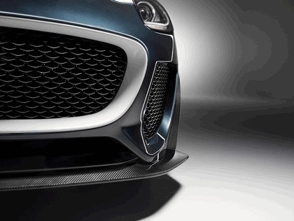 2014 Jaguar F-type Project 7 5