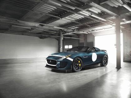 2014 Jaguar F-type Project 7 8