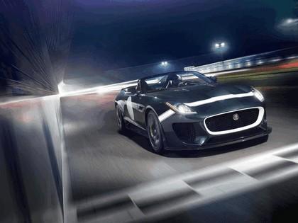 2014 Jaguar F-type Project 7 13