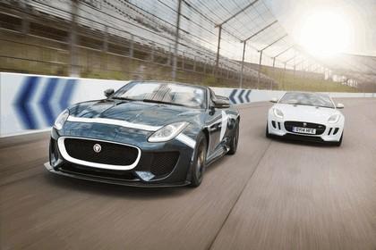 2014 Jaguar F-type Project 7 19