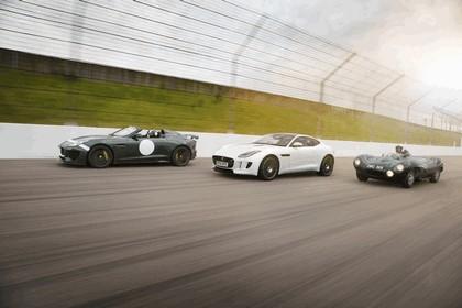 2014 Jaguar F-type Project 7 25