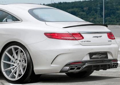 2014 Mercedes-Benz S63 ( C217 ) AMG coupé by Voltage Design 3