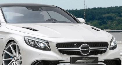 2014 Mercedes-Benz S63 ( C217 ) AMG coupé by Voltage Design 5