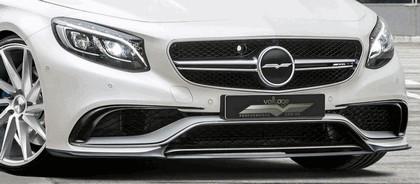 2014 Mercedes-Benz S63 ( C217 ) AMG coupé by Voltage Design 6