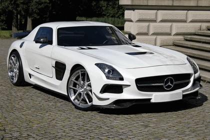 2014 Mercedes-Benz SLS 63 ( C197 ) AMG Black Series Design by SGA Aerodynamics 1