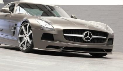 2014 Mercedes-Benz SLS 63 ( C197 ) AMG by DD Customs 4