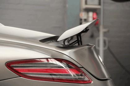 2014 Mercedes-Benz SLS 63 ( C197 ) AMG by DD Customs 9