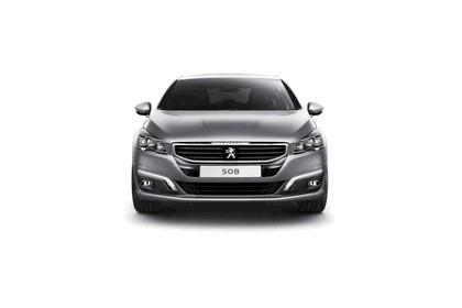 2014 Peugeot 508 6