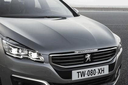 2014 Peugeot 508 18