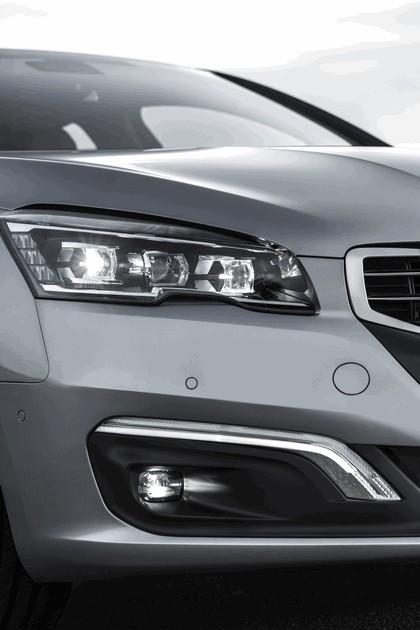 2014 Peugeot 508 21