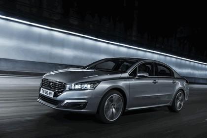 2014 Peugeot 508 42