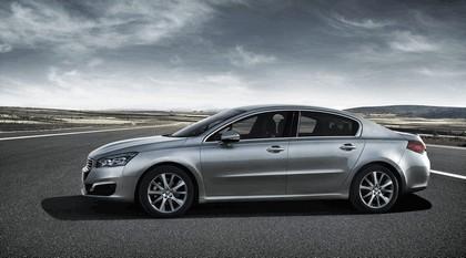 2014 Peugeot 508 43