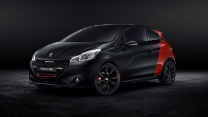 2014 Peugeot 208 GTi 30th Anniversary Limited Edition 6