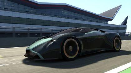 2014 Aston Martin DP-100 vision Gran Turismo concept 4