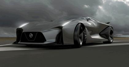 2014 Nissan Concept 2020 Vision Gran Turismo 1