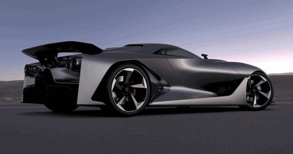 2014 Nissan Concept 2020 Vision Gran Turismo 2