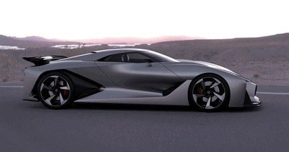 2014 Nissan Concept 2020 Vision Gran Turismo 3