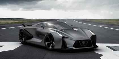 2014 Nissan Concept 2020 Vision Gran Turismo 4
