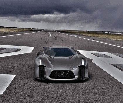 2014 Nissan Concept 2020 Vision Gran Turismo 6