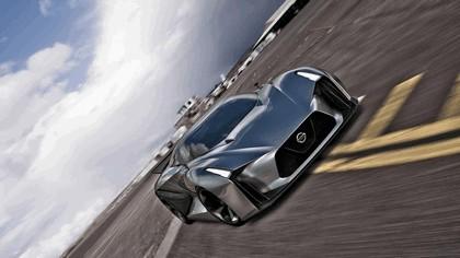 2014 Nissan Concept 2020 Vision Gran Turismo 7
