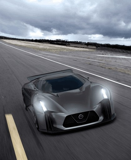 2014 Nissan Concept 2020 Vision Gran Turismo 8