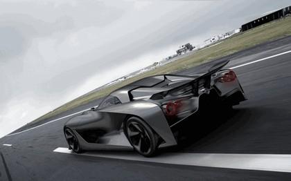 2014 Nissan Concept 2020 Vision Gran Turismo 9