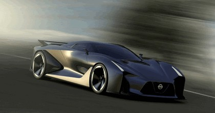 2014 Nissan Concept 2020 Vision Gran Turismo 12