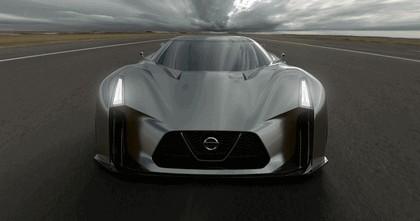 2014 Nissan Concept 2020 Vision Gran Turismo 13