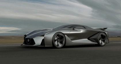 2014 Nissan Concept 2020 Vision Gran Turismo 15