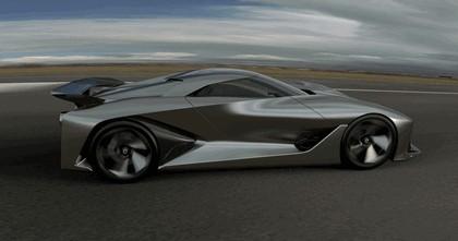 2014 Nissan Concept 2020 Vision Gran Turismo 16