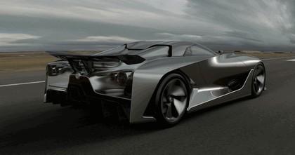 2014 Nissan Concept 2020 Vision Gran Turismo 17