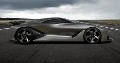 2014 Nissan Concept 2020 Vision Gran Turismo 18