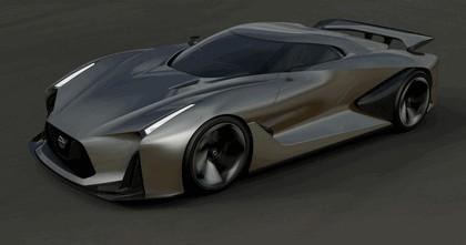 2014 Nissan Concept 2020 Vision Gran Turismo 20