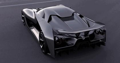 2014 Nissan Concept 2020 Vision Gran Turismo 21