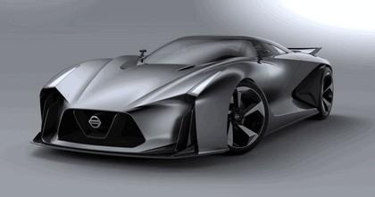 2014 Nissan Concept 2020 Vision Gran Turismo 22