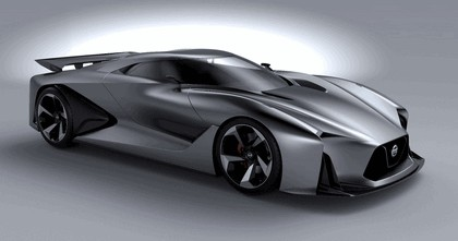 2014 Nissan Concept 2020 Vision Gran Turismo 24