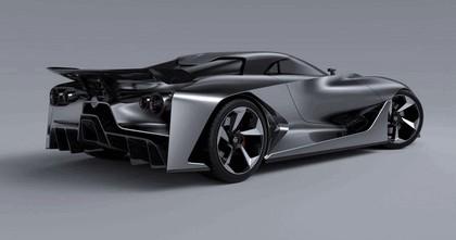 2014 Nissan Concept 2020 Vision Gran Turismo 25