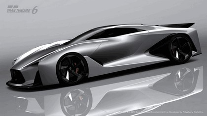 2014 Nissan Concept 2020 Vision Gran Turismo 30