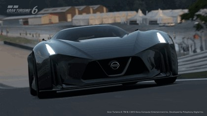 2014 Nissan Concept 2020 Vision Gran Turismo 36