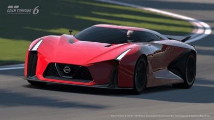 2014 Nissan Concept 2020 Vision Gran Turismo 37