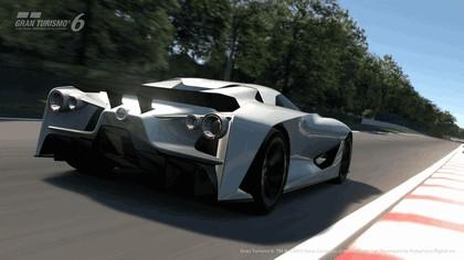 2014 Nissan Concept 2020 Vision Gran Turismo 38