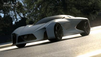 2014 Nissan Concept 2020 Vision Gran Turismo 39
