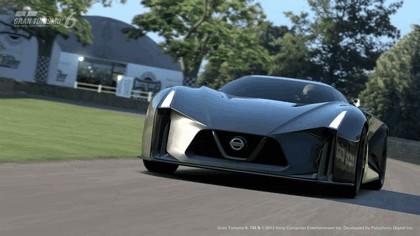 2014 Nissan Concept 2020 Vision Gran Turismo 40