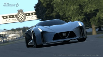 2014 Nissan Concept 2020 Vision Gran Turismo 45